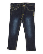 Boys - Mott Straight Fit Stretch Jeans (2T-4T)-2324218