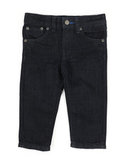 Boys - Greenwhich Slim W/ Abrasion Jeans (Infant)-2324209