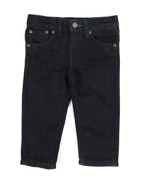 DKNY Jeans - Greenwhich Slim W/ Abrasion Jeans (Infant)