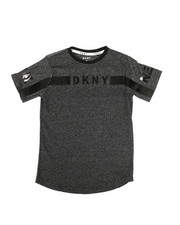 Boys - Stripe DKNY Tee (8-20)-2324127