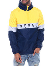 Outerwear - Rebel Colorblock Windbreaker-2325189