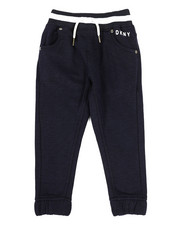 DKNY Jeans - Rib Waist Joggers (4-7)-2324030