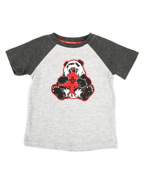 LRG - Angry Panda Tee (2T-4T)