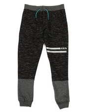 Bottoms - Pull On Joggers W/ Reflective Strip (8-20)-2324065