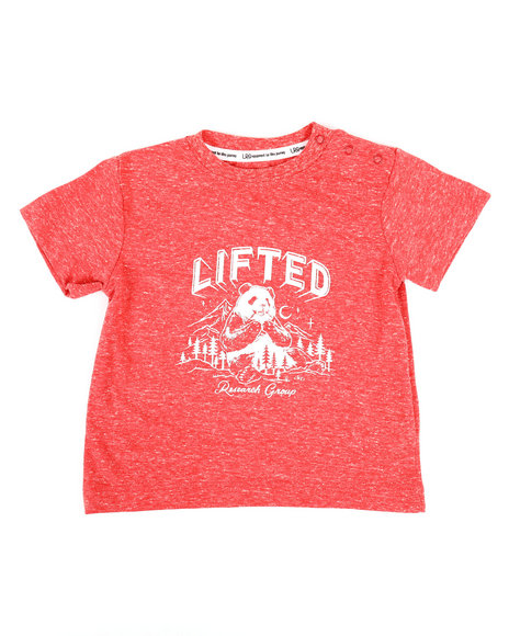 LRG - Panda Mountain Tee (Infant)