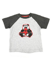 Boys - Angry Panda Tee (Infant)-2324177