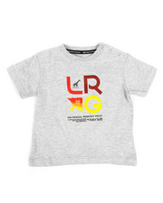 Boys - Stacked Icons Tee (Infant)-2324161