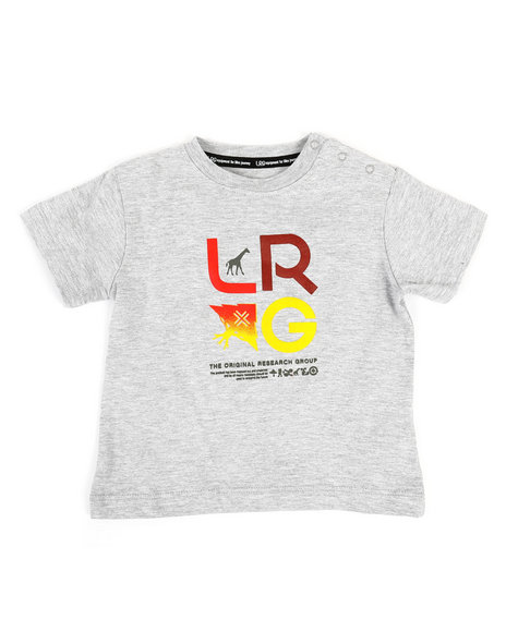 LRG - Stacked Icons Tee (Infant)