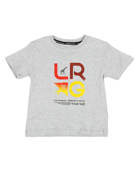 LRG - Stacked Icons Tee (2T-4T)