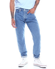 Global Movement Mens - CKJ 035 STRAIGHT ICONIC MID STONE JEAN-2323770