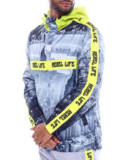 Outerwear - NYC Scene Windbreaker-2325396