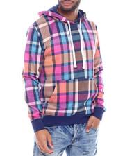 Buyers Picks - candy plaid hoodie-2325340