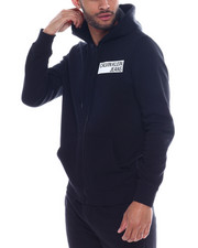 Sweatshirts & Sweaters - RECTANGLE BOX FULL ZIP HOODIE-2323863