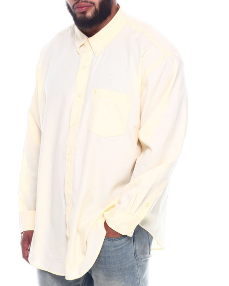 Izod - L/S Button Down End One (B&T)