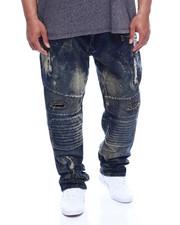 Makobi - Moto Biker Jeans (B&T)-2325787