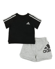 Sets - 2 Piece Sport Shorts & Top Set (3M-24M)-2324011