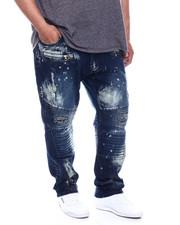 Makobi - Moto Biker Jeans (B&T)-2325822