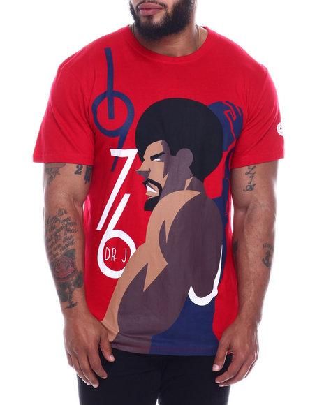 Buyers Picks - Dr. J Cotton T-Shirt Screen Printing (B&T)