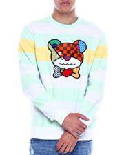 Sweatshirts & Sweaters - GENTLEMAN CREW SWEATSHIRT-2326333