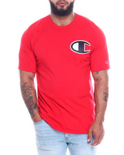 Champion - HERITAGE C PATCH APPLIQUE TEE-2326590