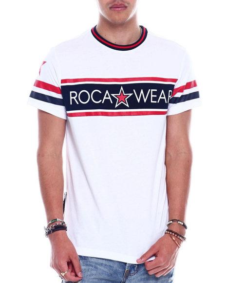Rocawear - SIDE ROC SS TEE