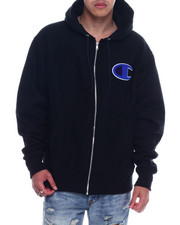 Champion - FULL ZIP CHENILLE HOODY-2326586