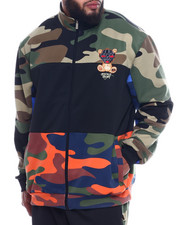 "Buyers Picks - ""Stickup Artist"" Track Jacket (B&T)-2326597"