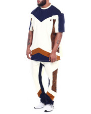 Sets - Geo Urban Pant Set (B&T)-2326018