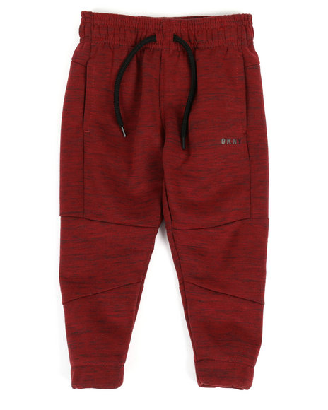 DKNY Jeans - Fast Lane Sweatpants (2T-4T)