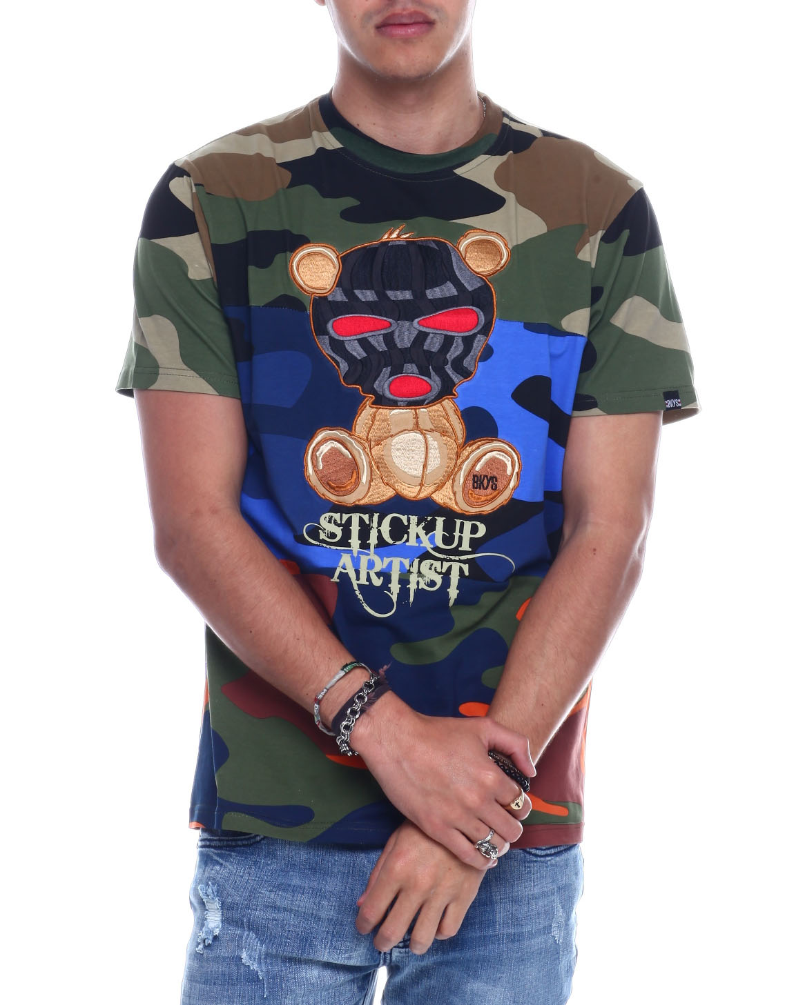 9d4caf5c95fc Buy Stick Up Artist Tee Men's Shirts from Buyers Picks. Find Buyers ...