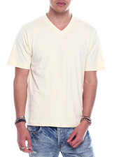 Shirts - Basic V-Neck Tee-2326454