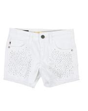 Bottoms - Snowflake Crystal Shorts (7-16)-2325362