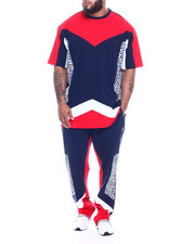 Sets - Geo Urban Pant Set (B&T)-2326052
