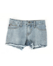 Vigoss Jeans - Snowflake Crystal Shorts (4-6X)-2325278