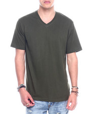 Shirts - Basic V-Neck Tee-2326483