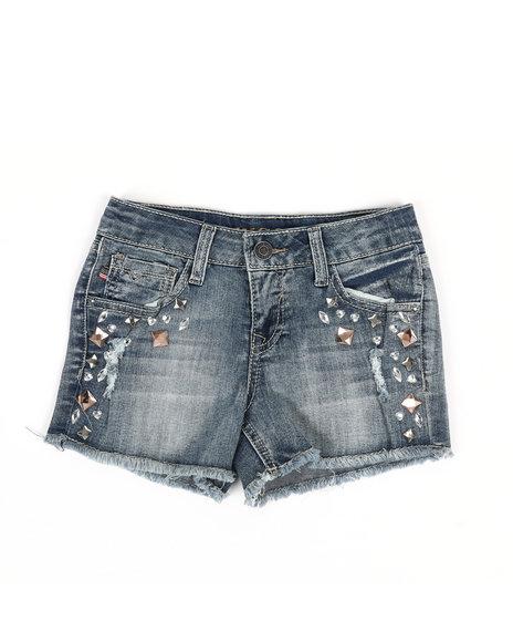 Vigoss Jeans - Big Stone Shorts (7-16)