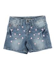 Vigoss Jeans - Petit Heart Shorts (4-6X)-2325149