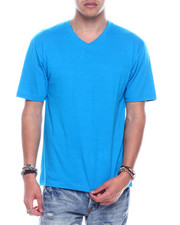 Shirts - Basic V-Neck Tee-2326477