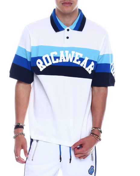 Rocawear - STAGE TIME POLO