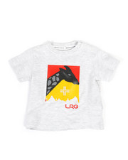 Boys - Color Focus Giraffe Tee (Infant)-2325088