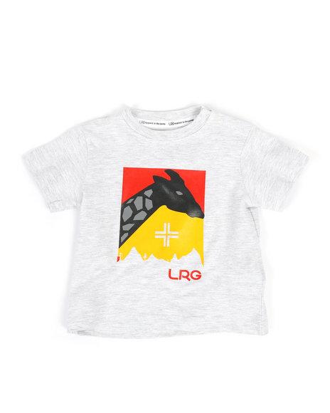 LRG - Color Focus Giraffe Tee (Infant)