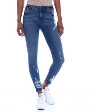 Fashion Lab - Distressed 5 Pocket Skinny Jean-2326297