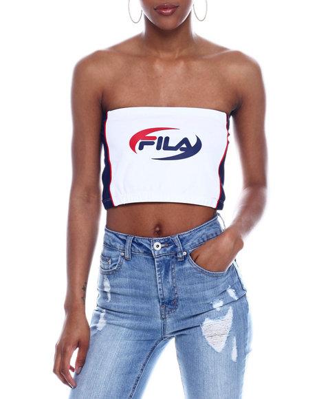7d9b79b745b9e Buy Josefa Tube Top Women's Tops from Fila. Find Fila fashion & more ...