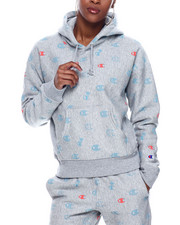 Hoodies - Rw Pullover Hood-All Over Print-2325625