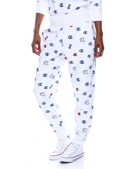 Champion - Rw Jogger-All Over Print