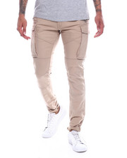 Copper Rivet - 3D Cargo Pocket Twill Pant-2327204
