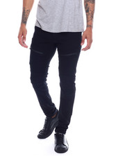 Men - Zip Pocket Twill Pant-2327131