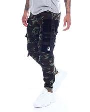 Copper Rivet - 3D Cargo Pocket Camo Pants-2327222
