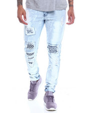 Buyers Picks - Bleached Out Ripple Moto Jean-2327085