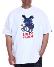 "Men - ""Lucky"" Charm S/S Tee (B&T)-2326737"